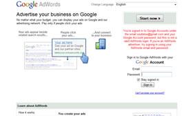 Бесплатно $50 на Google Adwords для пользователей BlueHost