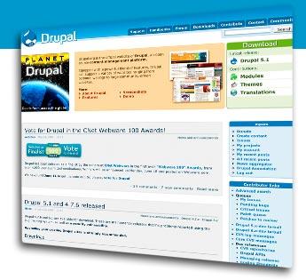 Хостинг для Drupal