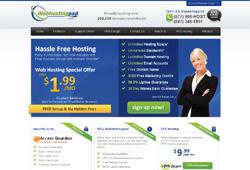 Хостинг WebHostingPad