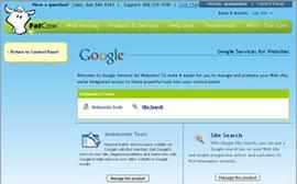 Инструменты Google вебмастер