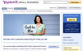 Бесплатно $25 на Yahoo! Marketing для пользователей BlueHost
